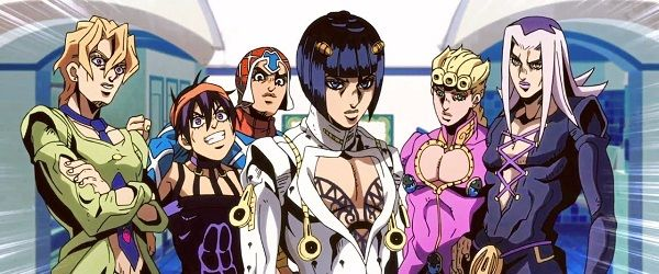 JoJo`s Bizarre Adventure: Golden Wind